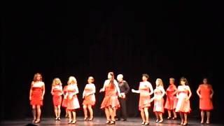 Baile Deportivo Rumba Bolero 2012. Sway. The Puppini Sisters