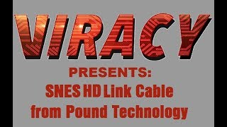SNES HD Link Cable from Pound
