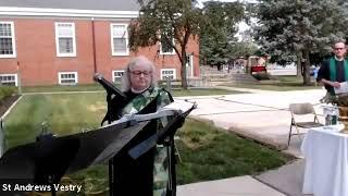 Pentecost 5 Steve Farewell 6-27-21