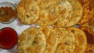 Matar Ki Kachori , Green Peas recipe, Matar ki Poori, Poori Recipe,