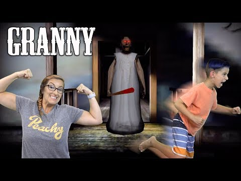 MOM BEAT GRANNY!? Shes our new good luck charm!