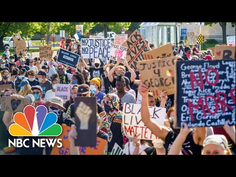 Live: Protests over