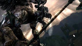 Как убить горгулью колокола в Dark Souls