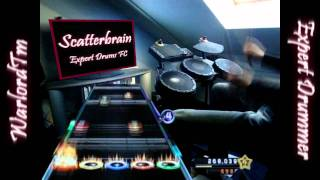 Scatterbrain Expert Drums | 100% FC, Global 1st place (Band Hero)
