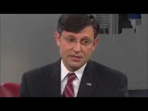 Congressman Mike Johnson's Immediate Reaction To Steve Scalise Shooting