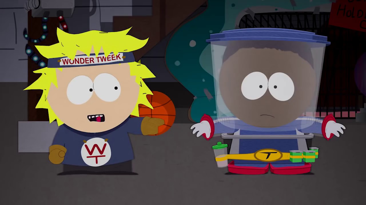 video South Park: The Fractured But Whole – PS4