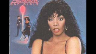Watch Donna Summer All Through The Night video