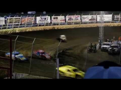 B-Mod Feature - Husets Speedway 9-7-14