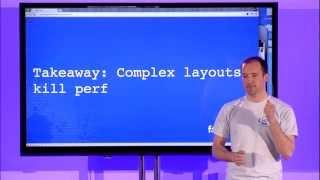 How we made m.facebook.com faster - Facebook Mobile DevCon London 2013
