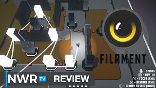 Filament (Switch) Review - Happily Lost in Space (Video Game Video Review)