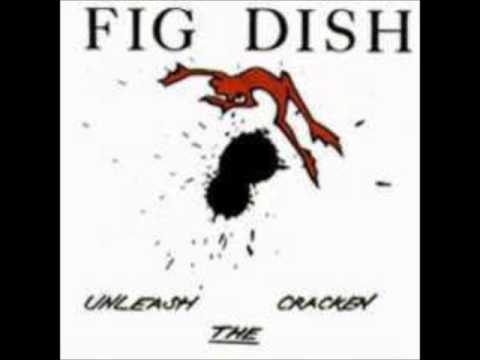 """Fig Dish """"Unleash the Cracken"""" 1991 Album"""