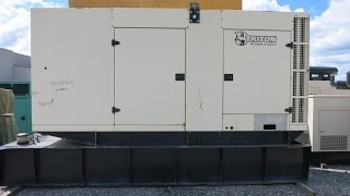 Used- Volvo / Triton 300 kW standby (273 kW prime) diesel generator set - Stock # 45427001