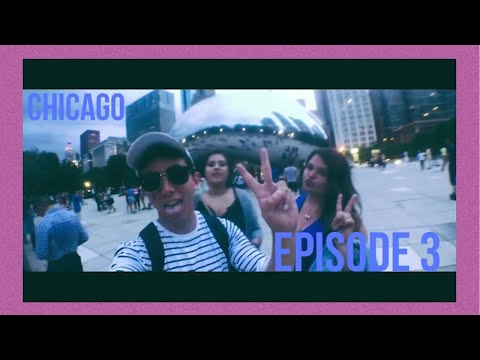 A British Boy in USA ep.3 exploring Chicago on 4th July!