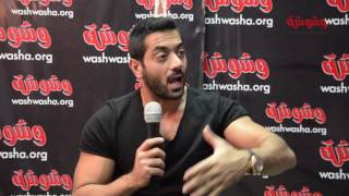 بالفيديو.. أحمد فلوكس: بحب عادل إمام.. و'الزعيم' ميعرفش يتعامل مع حد بيكرهه