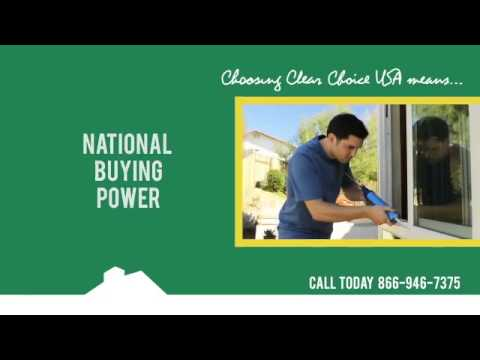 Replacement Windows Augusta GA | (866) 946-7375 | Why Choose Clear Choice USA of Augusta GA