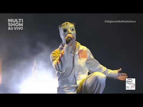 03  Slipknot  Wait and Bleed Monsters of Rock 2013