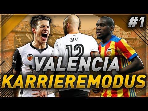 FIFA 18 FC Valencia Karrieremodus - ES GEHT LOS!!! S1 EP1