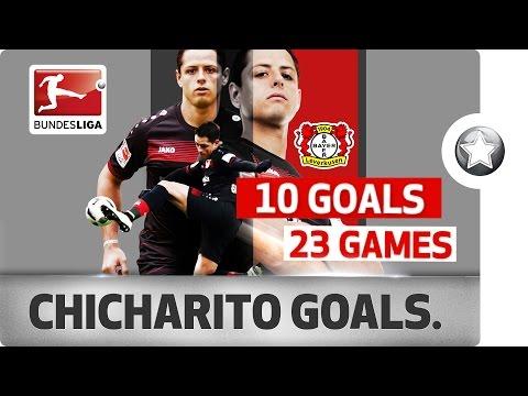 Chicharito - All Goals in 2016/17 So Far...