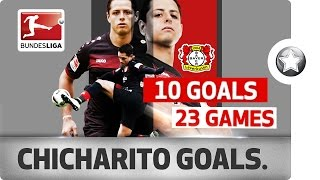 Chicharito - All Goals in 2016/17 So Far...