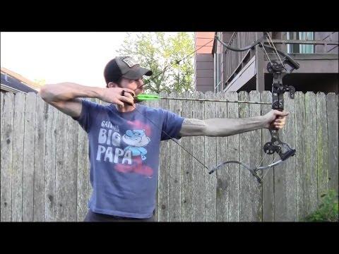 Oneida Black Eagle unboxing Ebay and Shooting