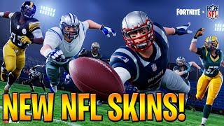 Fortnite NEW NFL FOOTBALL SKINS - PS4 LIVE Gameplay | Daily Item Shop | Fortnite Battle Royale