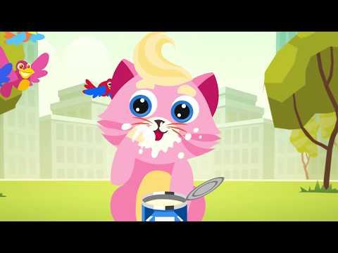 Yummy - Little kitten Pinky