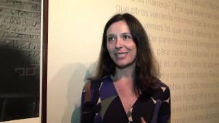 Centro León. Entrevista Natasha Barzaguhi