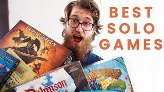 Best Single Player Board Games