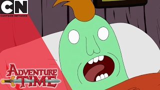 Adventure Time | Normal-Man | Cartoon Network