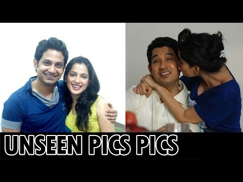 Unseen Pics Of Priya Bapat And Umesh Kamat