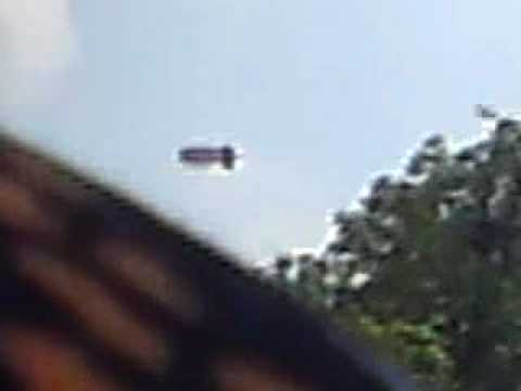 UFO OVER LUXEMBOURG-CITY! - SHOCKING REAL CONTENT!