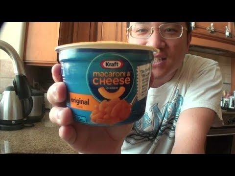 Kraft's Macaroni & Cheese (Easy Mac)