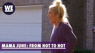 'June vs. Jennifer' Sneak Peek | Mama June: From Not to Hot | WE tv