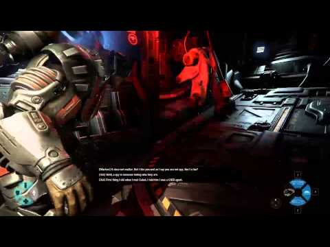 Evolve - Hunter Dialogue/Conversation Montage