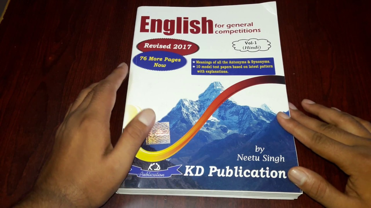 English For General Competitions From Plinth To Paramount Pdf