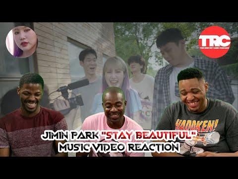 "Jimin Park ""Stay Beautiful"" Music Video Reaction"