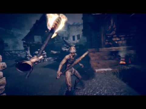 Undead Citadel VR Melee Gameplay Trailer
