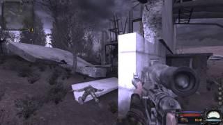 Видео №38 / Прохождение S.T.A.L.K.E.R. : Чистое небо / Воюем за Свободу. часть 1
