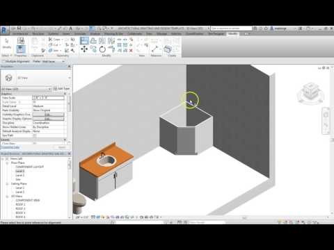 ARCH DRAFTING CLASS - REVIT TEMPLATE COMPONENTS