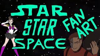 StarStarSpace – FanArt (2019)