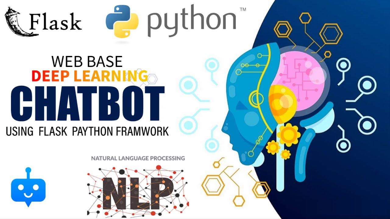 Chatbot using Flask and NLTK | Keras |Python