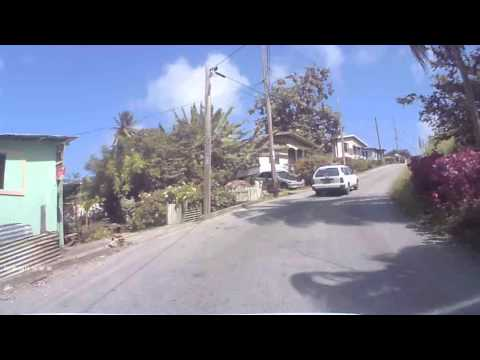 Driving In Barbados - Rural Tour