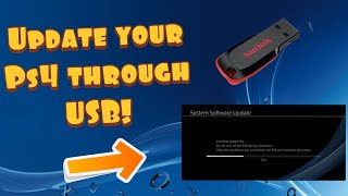How to Update Your PS4 System Software Using A USB (Simple Method)