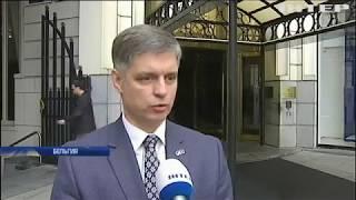 Украину официально внесли в список претендентов на членство в НАТО