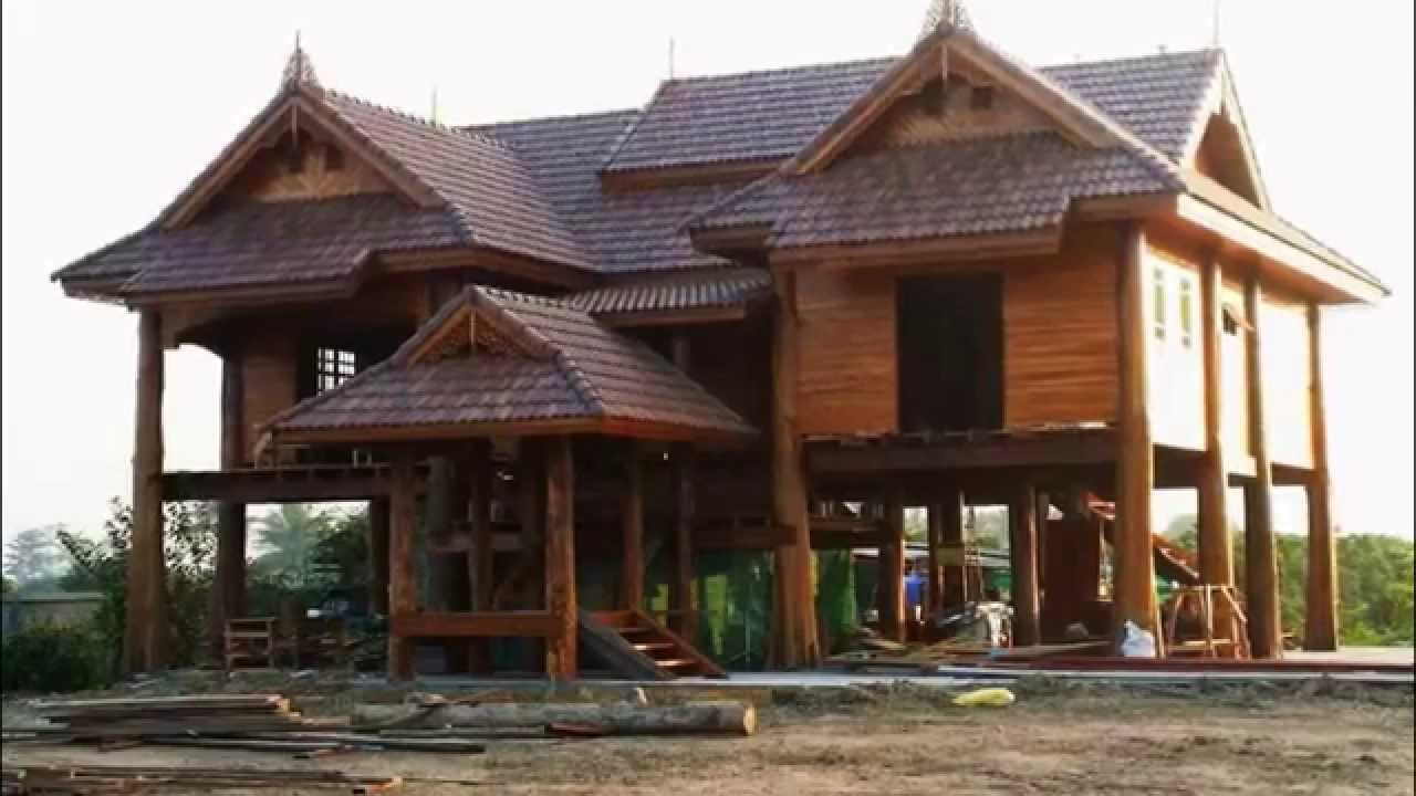 Bp08 youtube for Thailand houses pictures