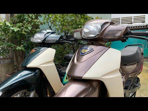 Hỏi Giá Suzuki Sport RGV 120, Xe Máy Anh Thư Cần Thơ | Mkt