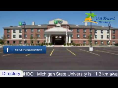 Holiday Inn Express Hotel & Suites Lansing-Dimondale 2 Stars Hotel In Dimondale ,Michigan