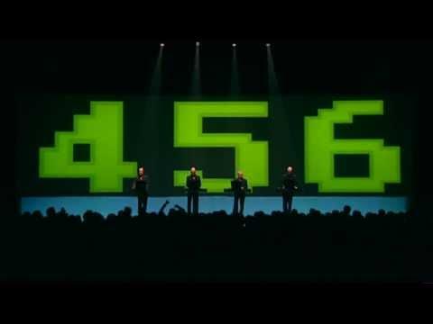 Kraftwerk - Numbers (live) [HD]