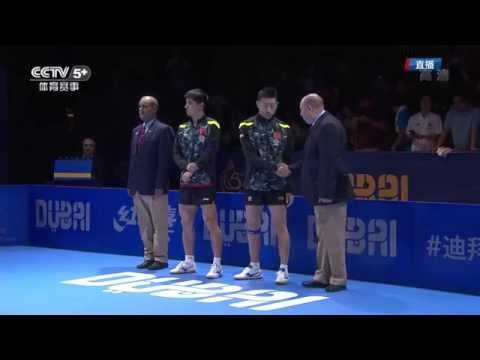 2016 Asian Cup (Ms-Final) 许昕 XU Xin Vs ZHANG Jike 张继科 [Full Match/Chinese HD1080p]