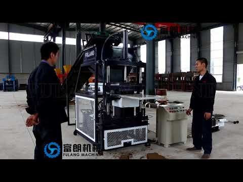Machine or Press Ecological Bricks | Eco Brava Line